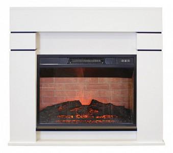 Комплект из электрокамина напольного и портала (92х26х83.5 см) Alta 251140