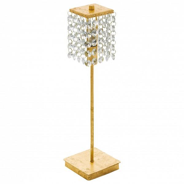 Настольная лампа декоративная Pyton Gold 97725 фото