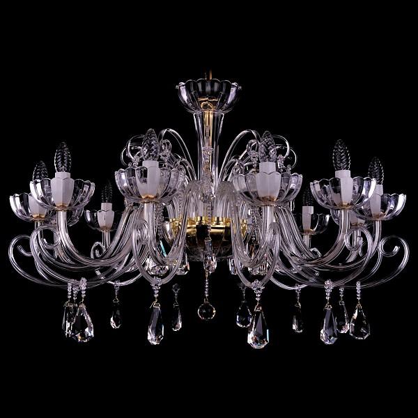 Подвесная люстра 1333/12/380/G Bohemia Ivele Crystal  (BI_1333_12_380_G), Чехия