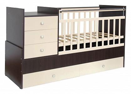 Кроватка для ребенка Фея 1000 TPL_0001032_5