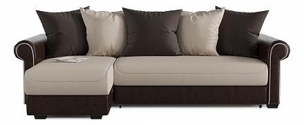Угловой диван-кровать Сохо (Слим) Еврокнижка / Диваны / Мягкая мебель