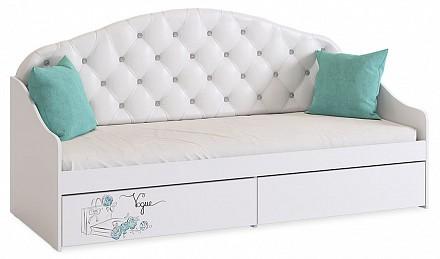 Кровать Гламур MDG-007