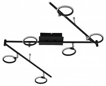 Спот светодиодный с четыремя лампами Этингер MW_704025106