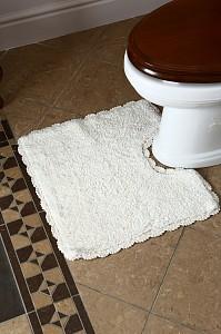 Коврик для ванной (50х50 см) Лейс