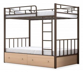 Кровать двухъярусная Валенсия 120
