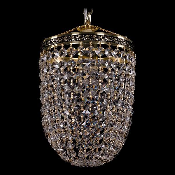 Подвесной светильник 1920/15/O/GB Bohemia Ivele Crystal 1920/15O/GB  (BI_1920_15_O_GB), Чехия