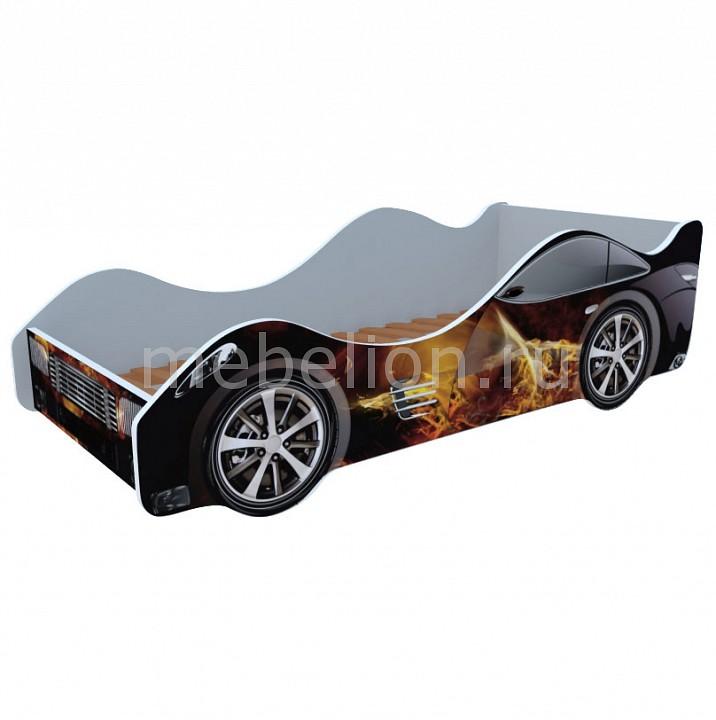 Купить Кровать-Машина Огонь M040