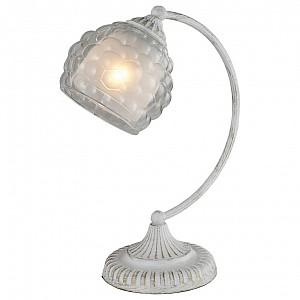 Настольная лампа декоративная Bella 285/1T-Whitepatina