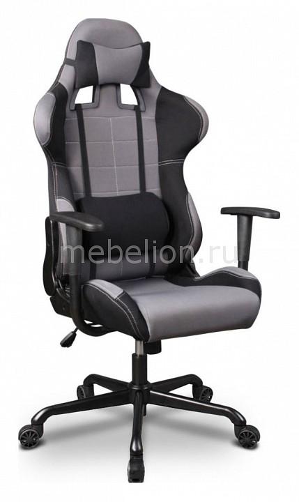 Кресло игровое Бюрократ 771/Grey+bl