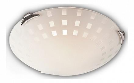 Настенно-потолочный светильник Quadro White Sonex (Россия)
