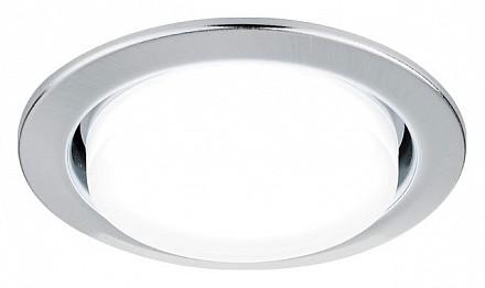 Встраиваемый точечный светильник GX53 G101 AMBR_G101_CH