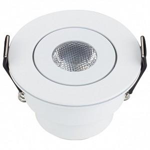 Встраиваемый светильник Ltm-r52WH 3W Day White 30deg