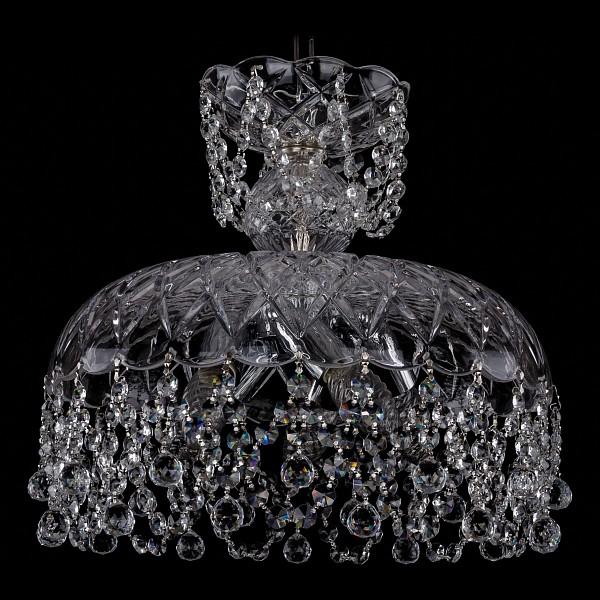 Подвесной светильник 7711/35/Ni/Balls Bohemia Ivele Crystal  (BI_7711_35_Ni_Balls), Чехия