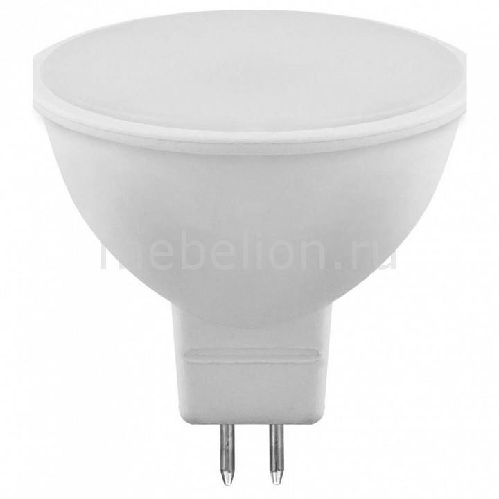 Купить Лампа светодиодная [поставляется по 10 штук], Лампа светодиодная GU5.3 220В 5Вт 2700 K SBMR1605 55016 [поставляется по 10 штук], Feron