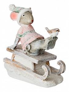 Статуэтка (11x5x11 см) Мышки 162-679