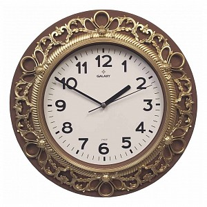 Настенные часы (33 см) Galaxy 86-X