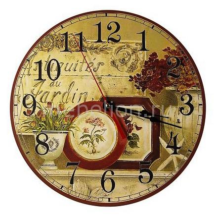 Настенные часы Акита (30 см) Прованс C1182 цена и фото