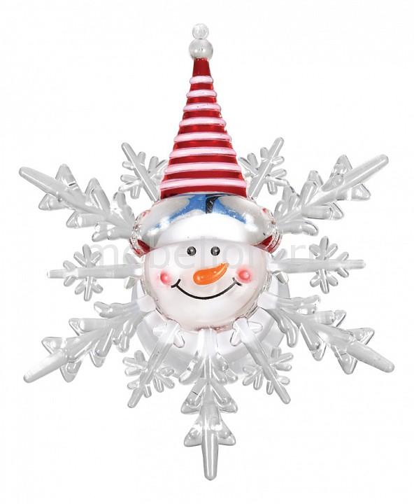 Снеговик световой (10х12 см) 55054