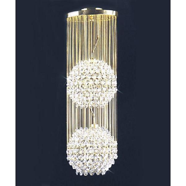 Подвесной светильник Brilliant 45 0938 002 15 00 01 01 Preciosa  (PR_45093800215000101), Чехия