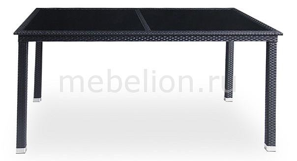 Стол Afina AFN_T285A-W5-140x80_Black от Mebelion.ru