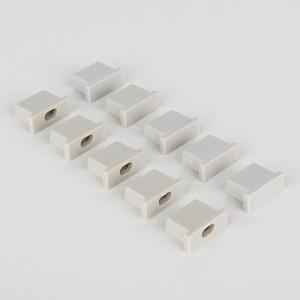 Набор из 10 заглушек для профиля с отверстием LL-2-ALP006 a042702