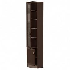 Шкаф книжный в-17 - купить по выгодной цене с доставкой. инт.