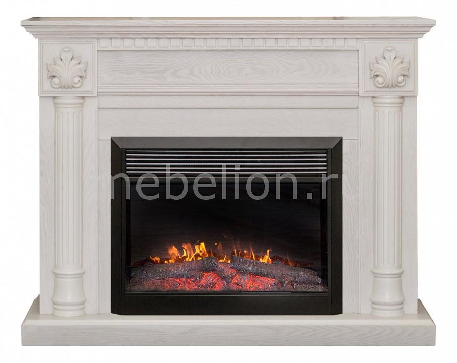 Электрокамин напольный Real Flame (137х40х109.5 см) Carisa 00010011165 электрокамин real flame florida 26 ao moonblaze