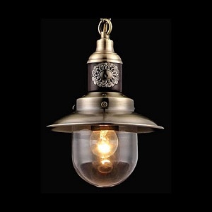 Подвесной светильник Luxury Wood LUXURY WOOD 11479/1P ANTIQUE,WALNUT