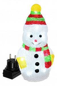 Снеговик световой (10.5х9х20 см) 55102