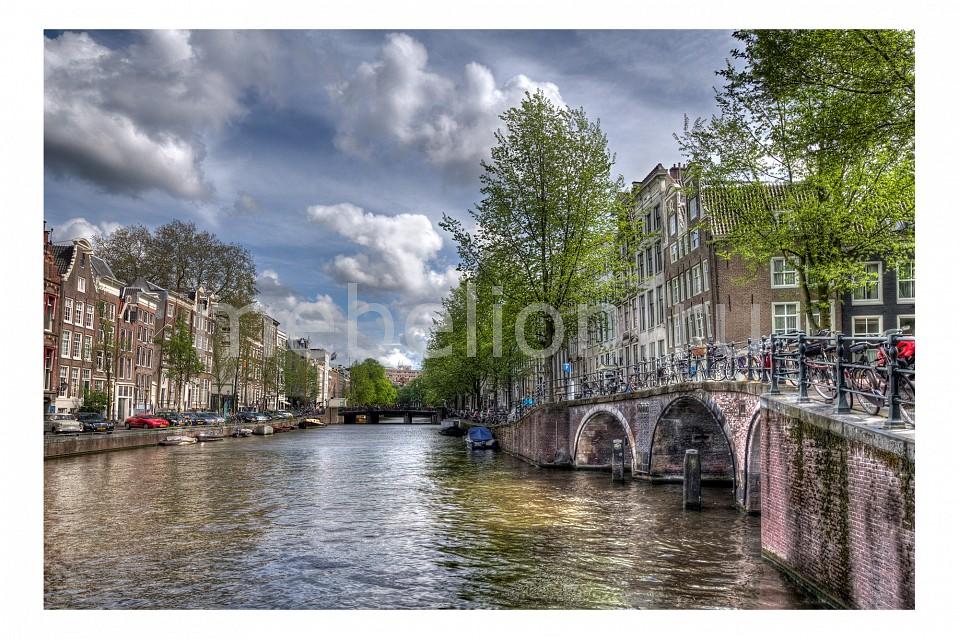 Панно Ekoramka (60х40 см) Амстердам 150331641 панно ekoramka 60х40 см амстердам 150331641