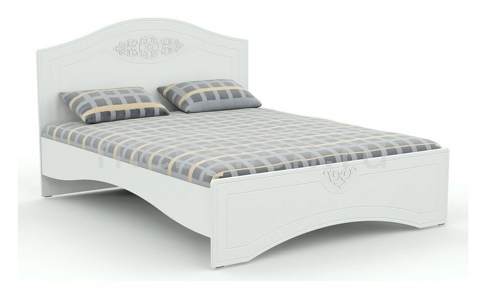 Кровать двуспальная Ассоль АС-11