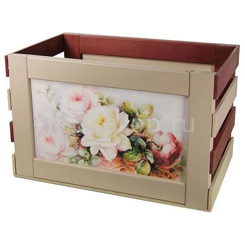 Ящик декоративный Акита Розы 822 фаллоимитатор акита