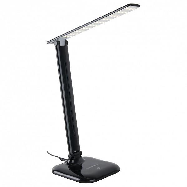 Настольная лампа офисная Alcor черный (TL90200)