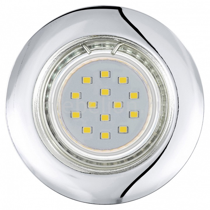 Купить Комплект из 3 встраиваемых светильников Peneto 94236, Eglo