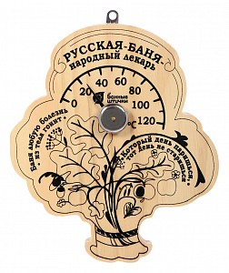 Термометр (22.2x16.5x3 см) 18052