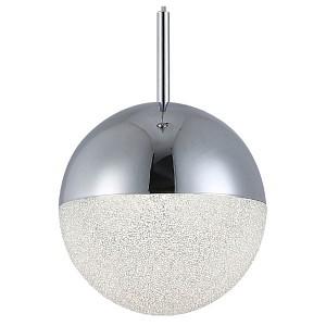 Подвесной светильник Pio PIO SP1 D120 CHROME