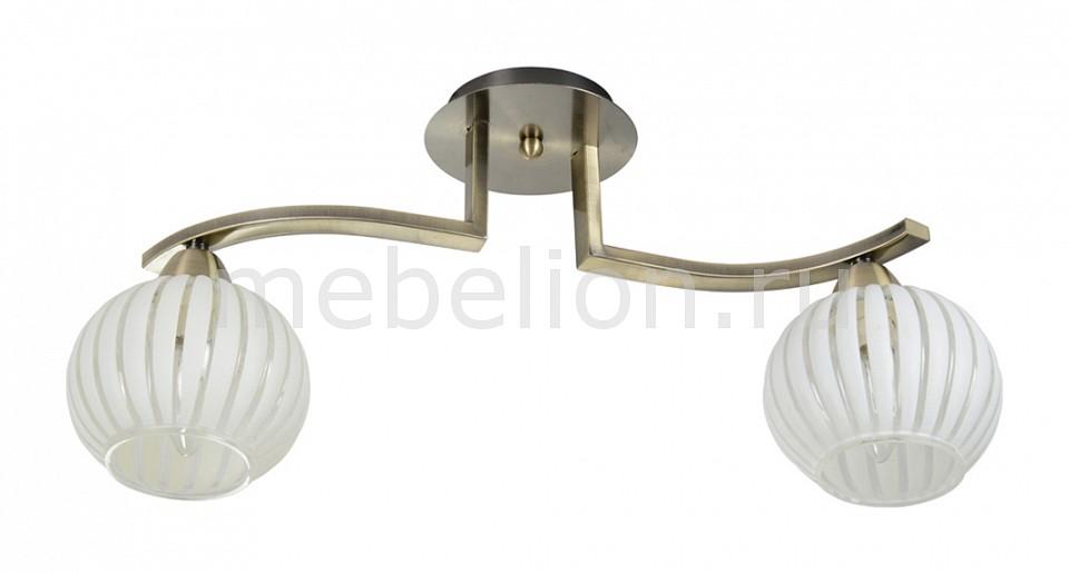 Светильник на штанге IDLamp 863 863/2PF-Oldbronze  (ID_863_2PF-oldbronze), Италия