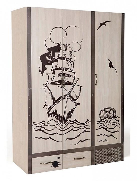 Шкаф платяной Pirat