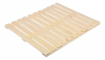 Решетка на пол (70х60х3 см) Банные штучки 3602 03602