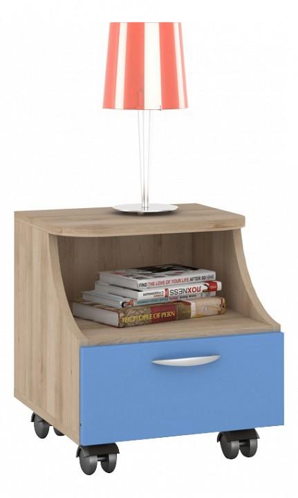 Тумба MOBI MOB_Nika433_blue от Mebelion.ru