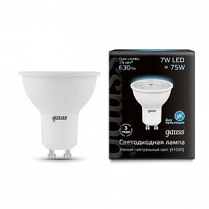 Лампа светодиодная 1015 GU10 150-265В 7Вт 4100K 101506207