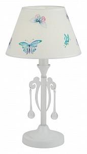 Настольная лампа декоративная Barbara T1 WT Б0038145