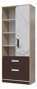 Шкаф комбинированный Арабика 6-9431