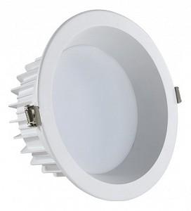 Встраиваемый светодиодный потолочный светильник Точка KL_2139.01