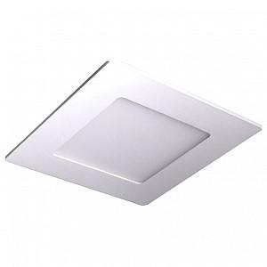 Встраиваемый точечный светильник DL18451 do_dl18451_4w_white_sq_dim