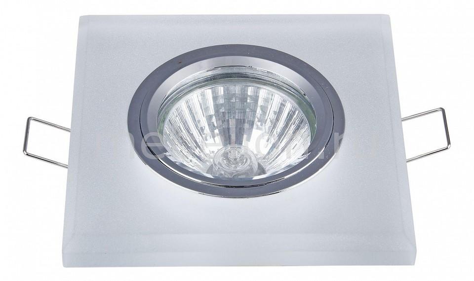 Купить Встраиваемый Светильник Metal Dl292-2-3W-W