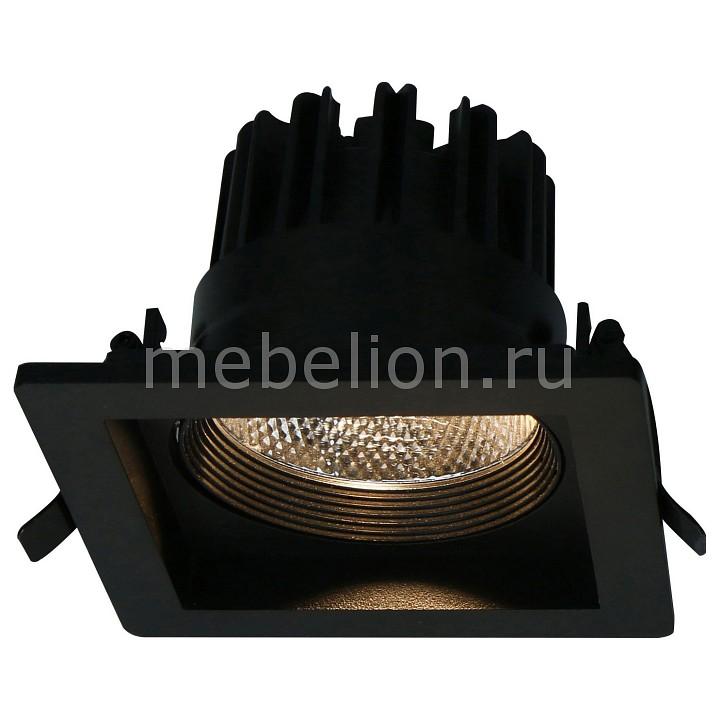 Купить Встраиваемый светильник Privato A7018PL-1BK, Arte Lamp