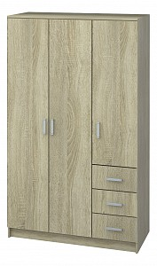 Шкаф платяной Лофт 1200
