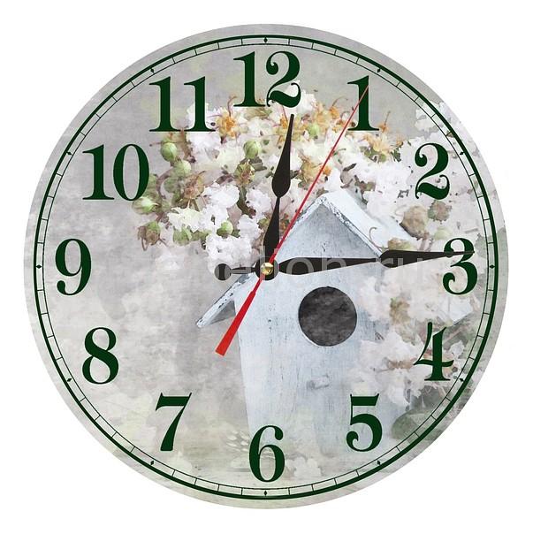 Настенные часы Акита (30 см) Скворечник AC25 цена и фото