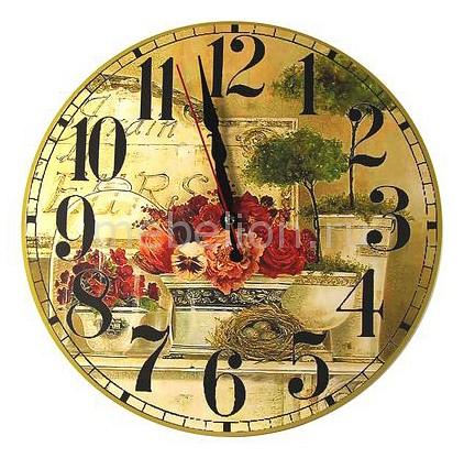Настенные часы Акита (30 см) C451 цена и фото
